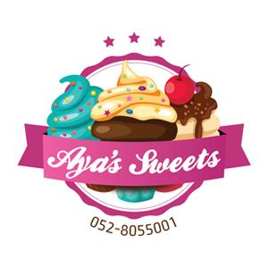 Aya's Sweets - סדנאות והפעלות לימי הולדת
